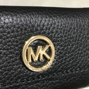 a92b86dd320bf Michael Kors Accessories - Michael Kors Fulton 6 Ring Key Holder Black